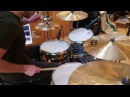 King Of My Heart - John McMillan and Sarah McMillan - Drum Cover