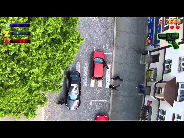 GTA 2 LIVE / terror in the city