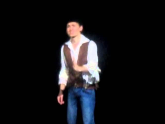 Евгений Егоров Констанция (3 мушкетера, 23.10.15)