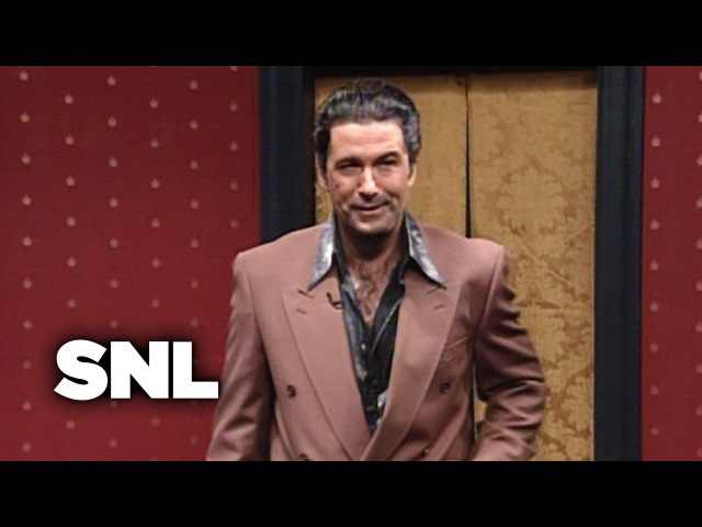 The Joe Pesci Show Alec Baldwin as Robert Deniro - Saturday Night Live
