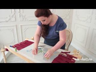 Евгения васильева вышивка люневильским крючком 55