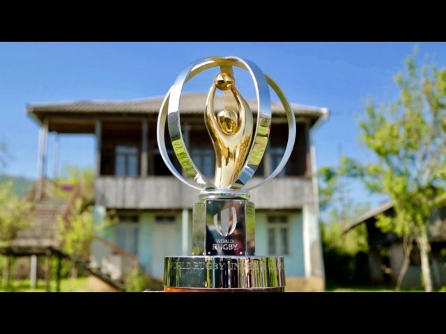 Lelo Burti | World Rugby U20 Championship 2017 Trophy Tour Episode One