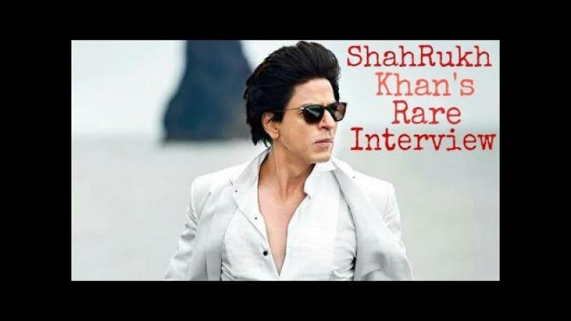 Shah Rukh khan SRK Rare interview with Paresh rawal KING KHAN