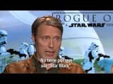 'Rogue One A Star Wars Story' ~ Mads Mikkelsen