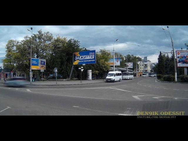 Kherson city Time Lapse spring 2017 . Херсон ж.д вокзал Тайм Лапс весна 2017