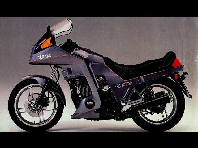 Yamaha XJ 650 Seca Turbo (1984 г.в.)