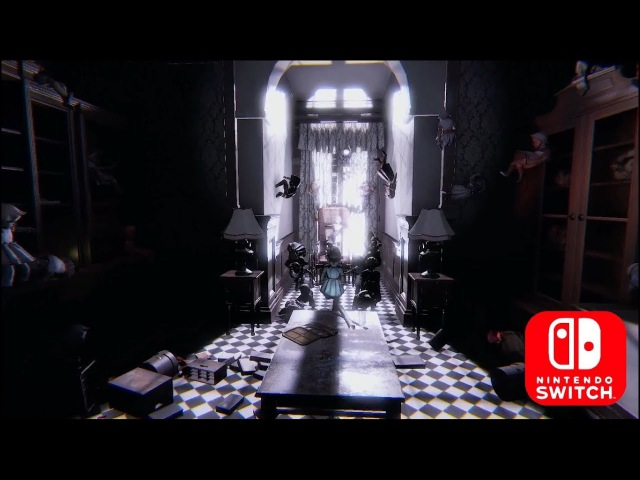 Layers of Fear Legacy Announcement Trailer for Nintendo Switch Full HD