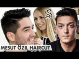 Mesut Ozil Hairstyle 2016 ★ Crew Cut & Side-Parting ★ Arsenal Mens Hair