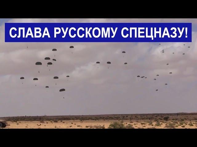 ЗЕЛЁНЫЕ ЧЕЛОВЕЧКИ ВЫСАДИЛИСЬ В ЕГИПТЕ И ЛИВИИ силы специальных операций спецназ сирия бои война