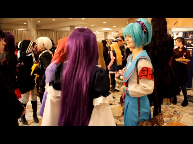 Ichiharu 10 Cosplay Hall Observation, Part 1