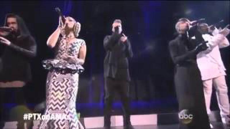 Pentatonix - Star Wars Tribute (Live at the AMA's 2015)