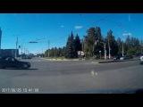 Х750ХН 86, перекресток Московского проспекта и улицы 500-летия в Чебоксарах