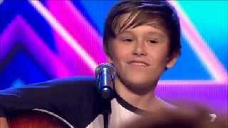 Jai Waetford's Australia's X Factor