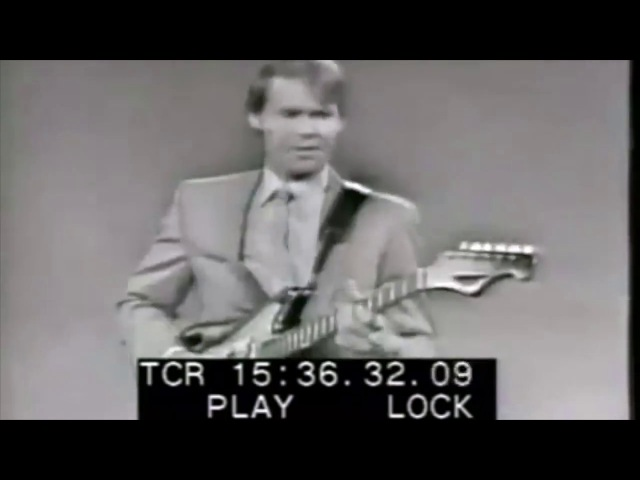 Glen Campbell - Best Guitar Solos 1960 to 2000s