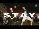 STAY - Zedd ft Alessia Cara Dance Choreography | @MattSteffanina X @MeganBatoon