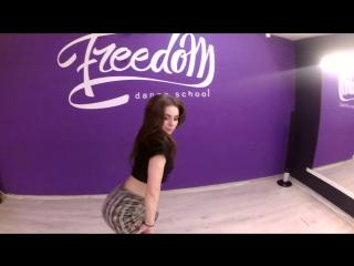 Twerk Booty Dance | Choreography by Elena Zaitseva | DS_FREEDOM