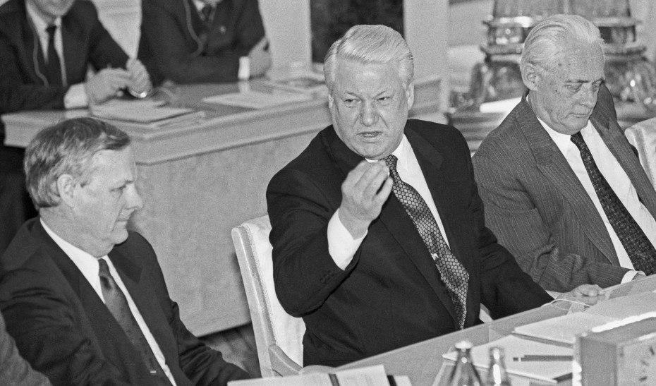 Академик Юрий Рыжов о путче 1991 г., предложении возглавить правительство России, работе во Франции