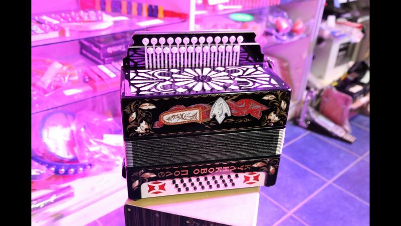 Тульская гармонь в магазине Открытый звук Пенза