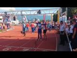 Финал CTIF 2017. 100 m мужчины