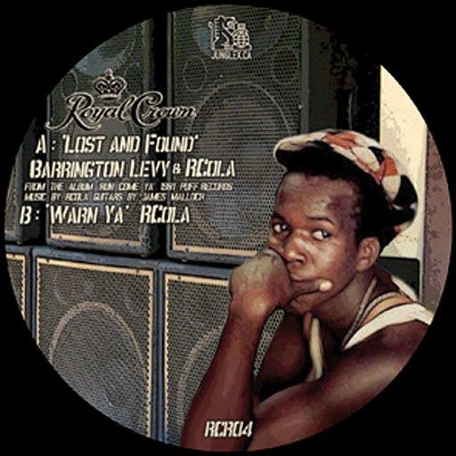 RCola альбом Lost and Found / Warn Ya