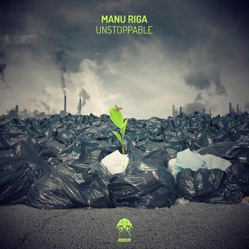 Manu Riga альбом Unstoppable