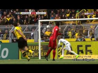 Чемпионат Германии 2016-17 / 10 лучших голов сезона HD 720p