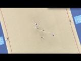 Сборная команда России ГУ - 3 мяча+2 скакалки(финалы)