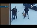 В Перми жители сняли на видео жестокое избиение молодого человека