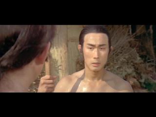 Вин Чун в кинематографе. Само Хунг в фильме ВОИНЫ ВДВОЕМ. 1978 год.
