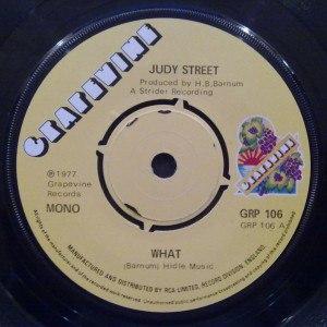 Judy Street
