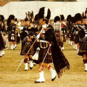 The Queen's Own Highlanders