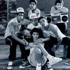 The Rock Steady Crew