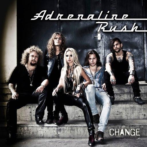 Adrenaline Rush альбом Change