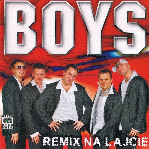 Boys альбом Remix na Lajcie