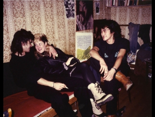 ✩ Репетиция в квартире у Густава май 1987 год Виктор Цой группа Кино
