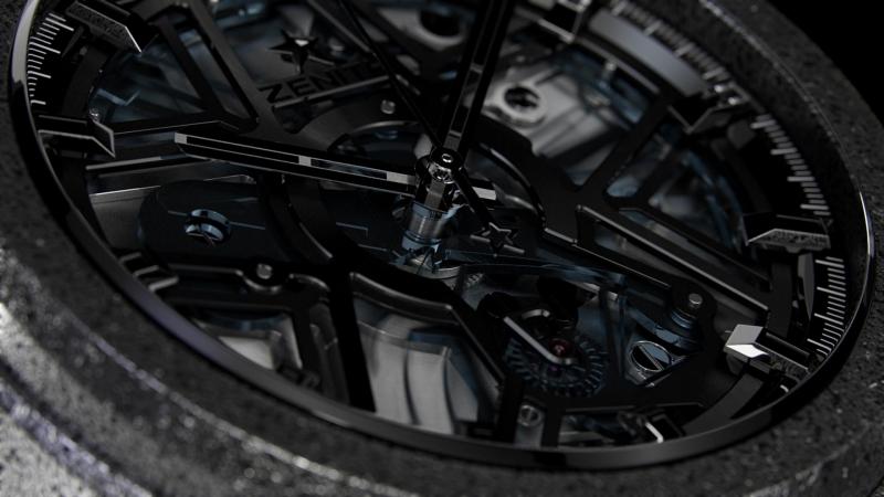 Zenith DEFY LAB – первые часы без балансового колеса и спирали