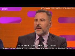 The Graham Norton Show S21E08 [RUS SUB]