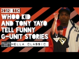 2015׃ Whoo Kid Talks Getting Kidnapped By BIG PUN Tony Yayo Speaks 50 Cent Stabbing HELLACLASSIC