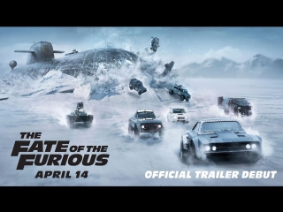 The Fate of the Furious ― Official Trailer #2