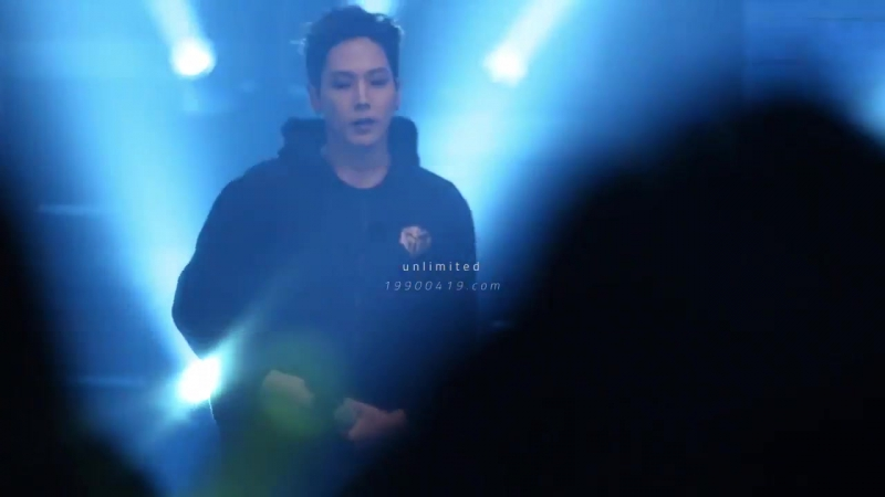 31.01.17 FLY HIGH - Himchan focus @ 2nd Japan tour <Be.Act.Play> (Nagoya)