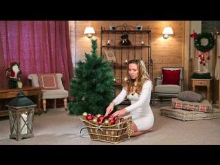 Как украсить елку на Новый год 2017
