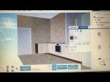 Кухня столплит !!! Проект - легко и просто !!!