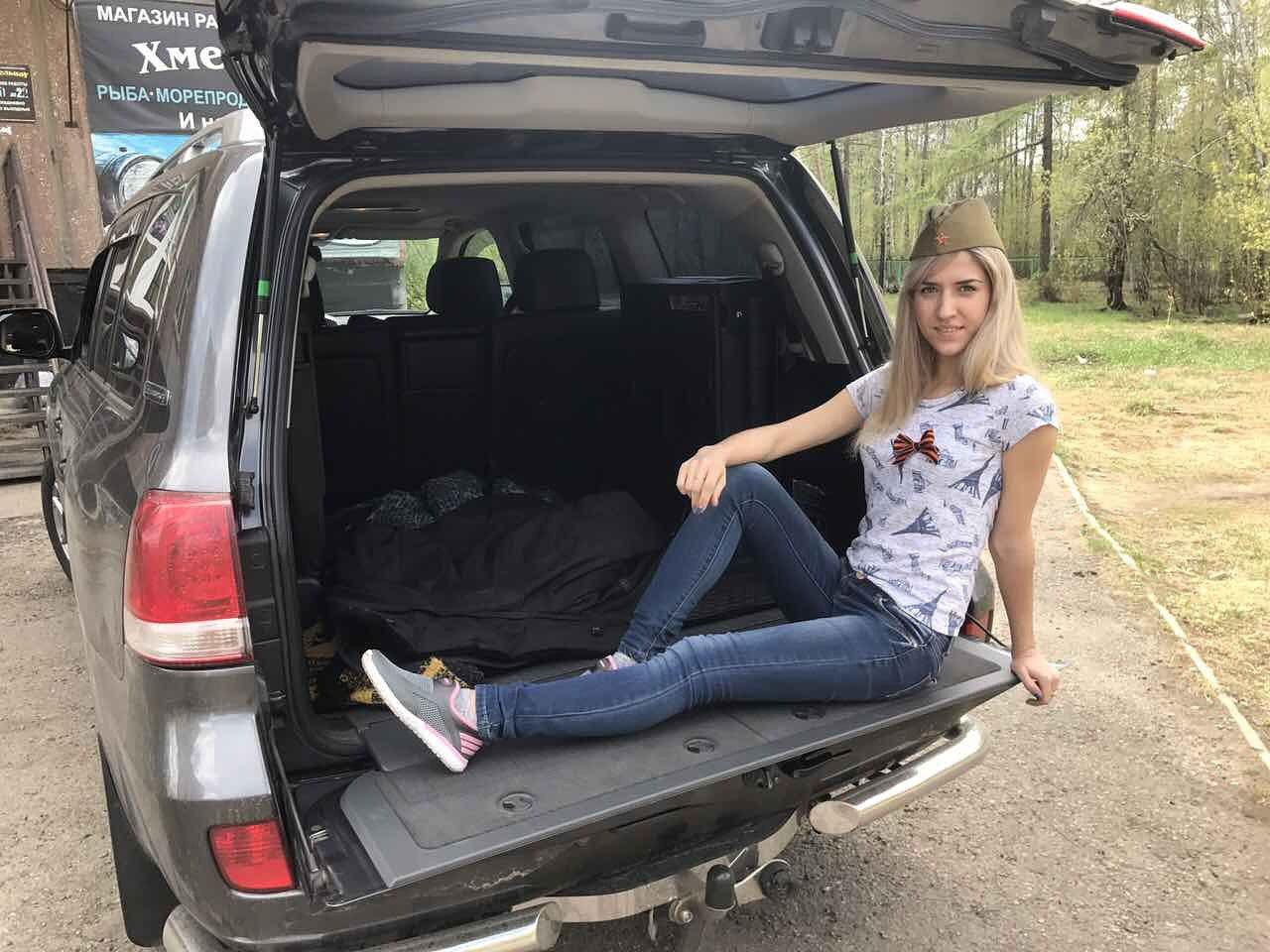 Екатерина Котик, Ангарск - фото №2