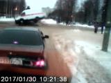 Ужасная авария - Медик вылетел из скорой помощи во время ДТП под Ярославлем