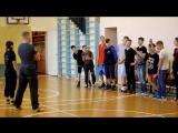 Новогодняя тренировка GARAGE GYM в Захаровском детском доме