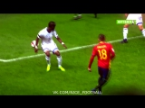 Jordi Alba & David Silva  | Marko | vk.com/nice_football
