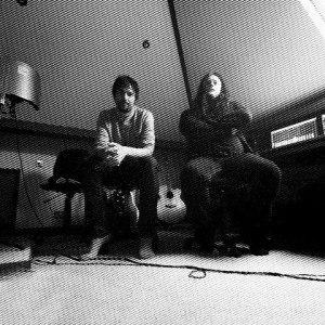 Bruce Soord with Jonas Renkse