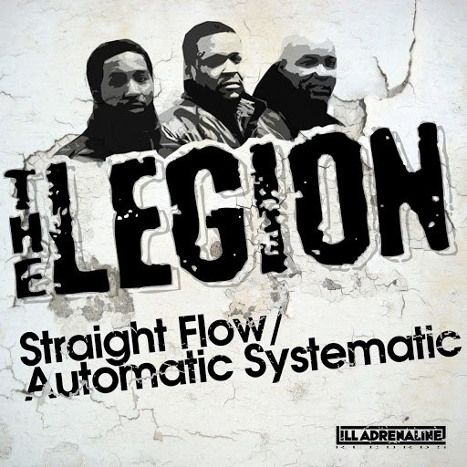 The Legion альбом Straight Flow / Automatic Systematic