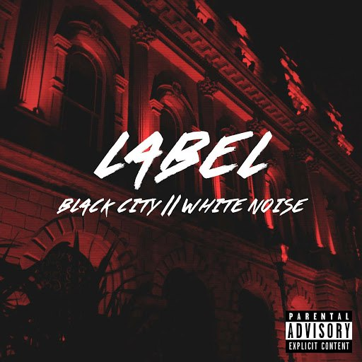 Label альбом Black City / / White Noise