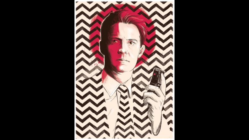 Frost, Lynch - Twin Peaks / Твин Пикс - Tapes of Agent Cooper [ Audio tapes. Kyle MacLachlan ]